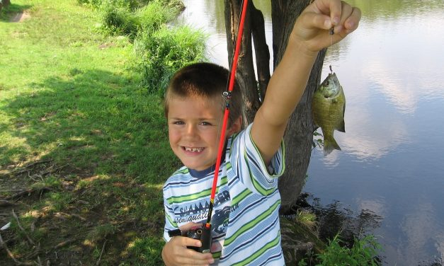 Kids Fishing Poles for a Summer to Remember