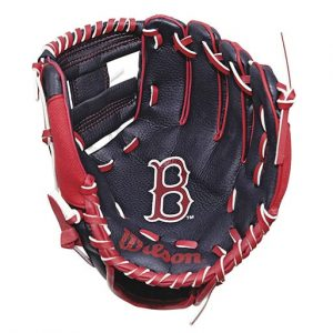 Wilson tee Ball GLove in Major League Team Designs