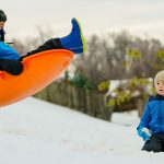 19 Snow Sleds for Kids